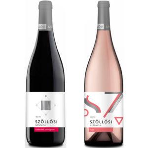 Vörös és rozé borok